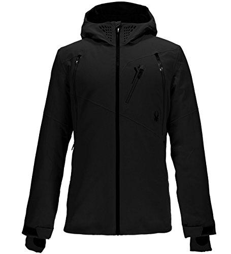 Spyder LEGEND Hokkaido Herren Ski Jacke schwarz