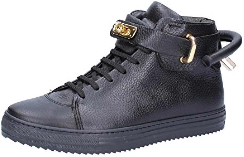 OLGA RUBINI   Herren Sneaker schwarz schwarz