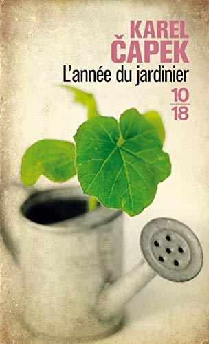 L'année du jardinier par Karel CAPEK