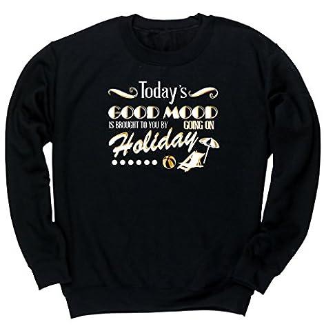 HippoWarehouse - Sweat-shirt - Homme - noir - XX-Large