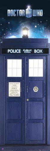 GB eye LTD, Doctor Who, Tardis, Poster Porta, 53 x 158 cm