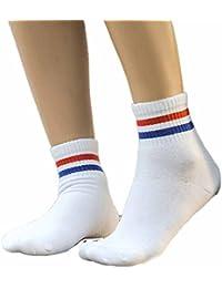 Calcetines térmicos Mujer Invierno Hip Hop Unisex Calcetines Creativos Harajuku Letter Calcetines Calcetines de