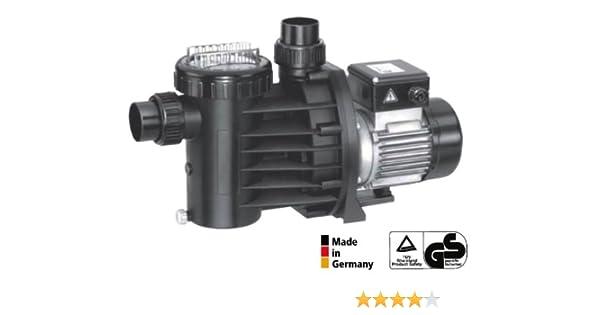 II Sandfilterpumpe Filterpumpe 4m³//h Speck Pumpe BADU Magic 4