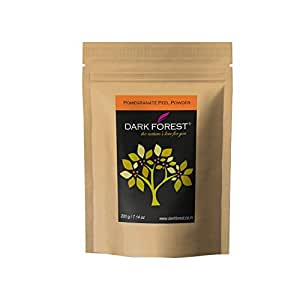 Dark Forest Pomegranate Peel Powder - 200g