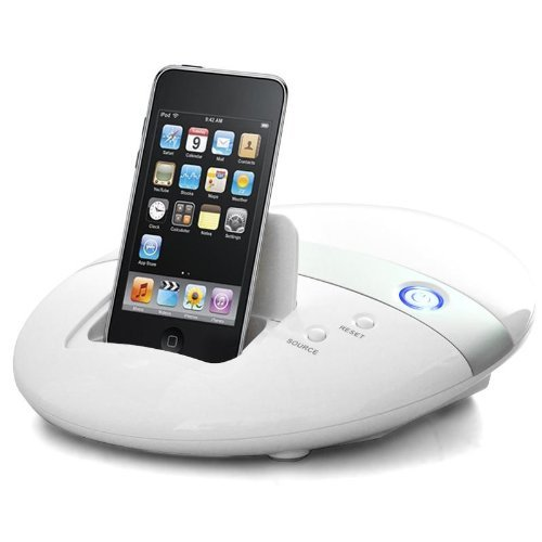 Elonex iGAME Motion Sensitive Games Console with TV Dock for iPod by Elonex
