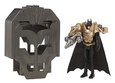 Batman The Dark Knight Rises Quicktek Deluxe Missile Armor Batman Figure