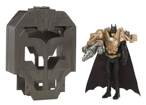 Mattel W7193 - Batman The Dark Knight Rises Superwaffe (Batman Rüstung)