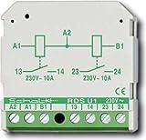 Das monostabile Doppelrelais RDS U1 wurde für die allgemeine Steuerungstechnik entwickelt. Die Kriech- und Luftstrecke zwischen den Steuereingängen und den potentialfreien Schließerkontakten beträgt 8mm, die Kriech- und Luftstrecke zwischen den beide...