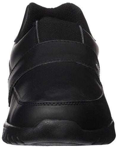 Suecos®  Andor, Chaussures de sécurité pour homme noir - noir Noir (Black)