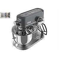 Faure FKM-901ME1 Robot Pâtissier Magic Baker Excellence - 800W transmission directe - Mouvement Planétaire - Bol Inox 5,2L - Coloris Dark Grey