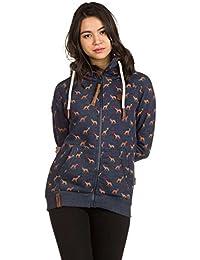 Naketano Female Zipped Jacket Max der Butler III