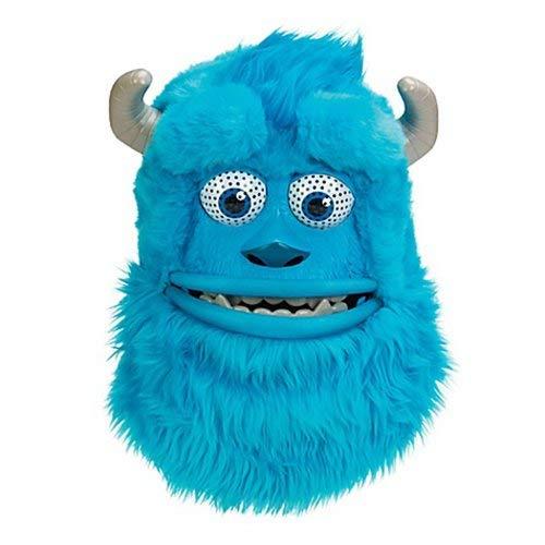 Disney Monsters University Childrens Sulley Monster Mask Moving Eyebrows ()
