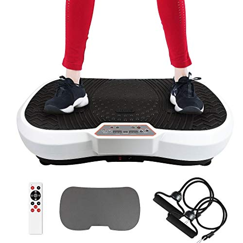 Sotech Fitness Plateformes Vibrantes et Oscillantes,...
