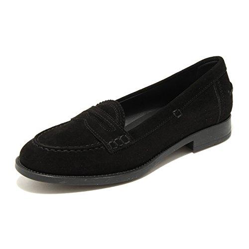 6099F mocassini donna neri TOD'S ivy scarpe donna loafer shoes women Nero