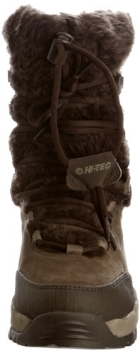 Hi-Tec St. Moritz 200 Nubuck, Scarpe sportive Donna - Wintersport Marrone (Braun (Brown/Taupe/Chocolate))