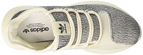 adidas Tubular Shadow W, Scarpe da Ginnastica Donna Bianco (Off White/Off White/Off White)