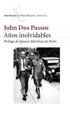 Años inolvidables (Novela Histórica)