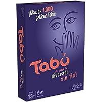 Games - Tabú (Hasbro A4626105)