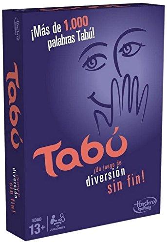 Comprar Hasbro Gaming Gaming Tabú Clásico (Hasbro Spain A4626105)