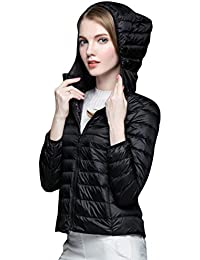 c2cd39db04 Amazon.it: Piumino Sintetico - Fuxiang / Donna: Abbigliamento