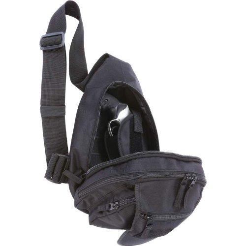 Extreme Pak&Trade; LUPACKBLG Extreme Pak LUPACKBLG Extreme Pak 13 Sling Pack with Concealed Handgun Holster (Extreme Pak Sling)