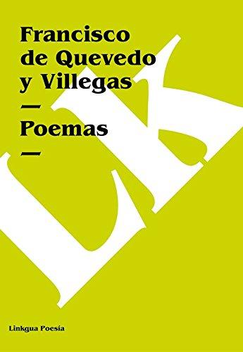 Poemas (Poesia) por Francisco de Quevedo y Villegas