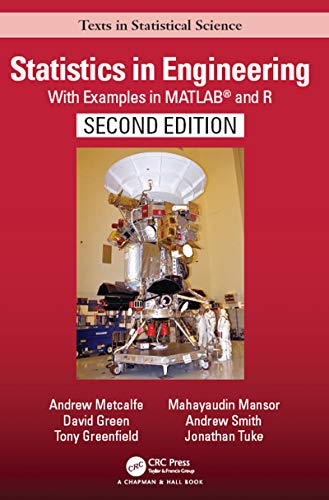 Statistics In Engineering, Second Edition (chapman & Hall/crc Texts In Statistical Science) por Andrew Metcalfe Gratis