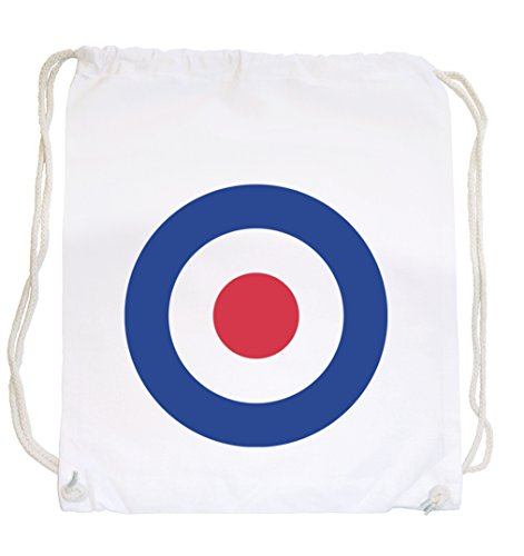 Certified Freak The Who Gymsack White -