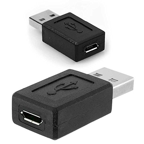 Adaptador Conversor Micro Usb Hembra A USB 2.0 AM Macho Para Tablet Pc Smarphone
