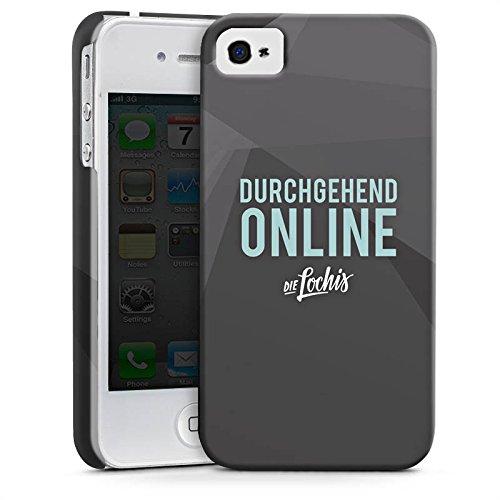 Apple iPhone SE Hülle Case Handyhülle Die Lochis Merchandise Durchgehend Online Premium Case glänzend