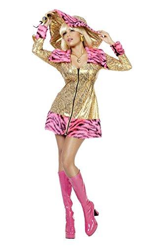 Wilbers 4977 Pimp Kostüm (Kostüm Vegas Showgirl Las)
