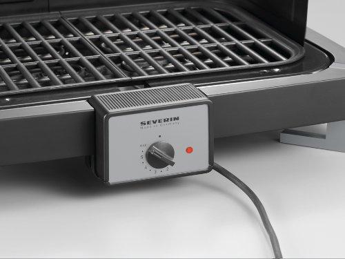 Severin Elektrogrill Abdeckung : Severin pg barbecue elektrogrill inklusiv grillbuch
