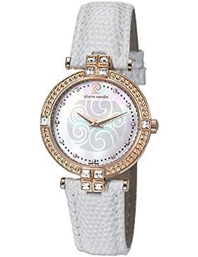 Pierre Cardin-Damen-Armbanduhr Swiss Made-PC107042S03