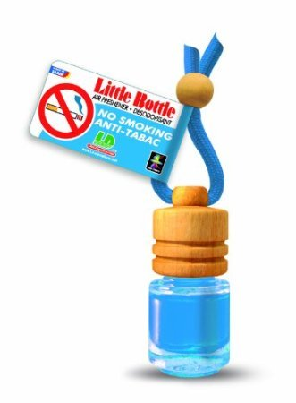 L&D Eleganter Duftflakon 5 ml Autoduft Duftflasche Duftsorte No Smoking