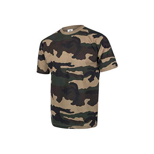 Ares Tee-Shirt Camo CE