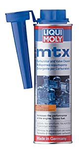 liqui moly 1818 mtx vergaser und ventilreiniger. Black Bedroom Furniture Sets. Home Design Ideas