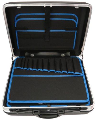Famex 636-10 Elektriker Meister Werkzeugkoffer Set , 35-teilig, mit ABS Schalenkoffer 32 L - 2