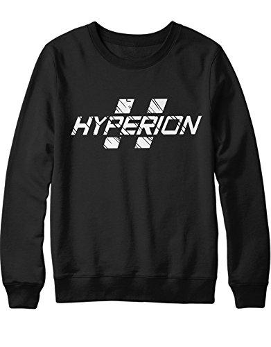 Sweatshirt Borderlands Hyperion C112240 Schwarz M