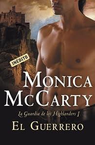 El guerrero par Monica Mccarty