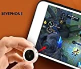 #7: Mobile Game Joystick Phone Game Touch Screen Joypad Tablet Funny Game Controller For Phone or Pad