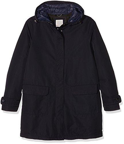 Geox Woman Jacket, Giacca Donna, Dark Navy F4300, 48