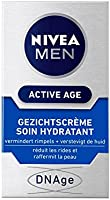 Nivea Men Active Age Soin Hydratant Anti-Rides DNAge 50ml