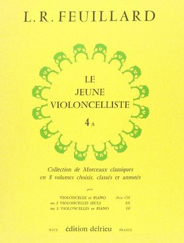 Jeune violoncelliste (Le) Volume 4A