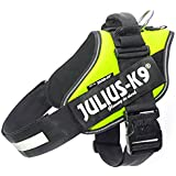 Julius-K9 IDC-Powerharness, Size 1, Neon Green