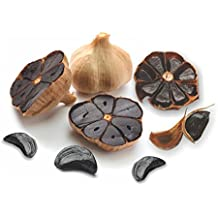 Pure Incense Fermented Non-Pungent and Great Taste Black Garlic (200 gm)