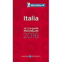Michelin Guide Italy 2016 (Italia) (Michelin Guide/Michelin)