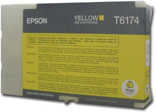 Epson T6174 Cartouche d'encre d'origine Jaune Haute capacité 7000 pages