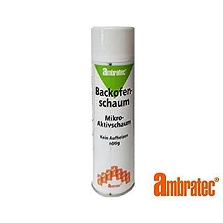 ambratec Backofenschaum Mikro-Aktivschaum Dose 400ml -> materialverträglich