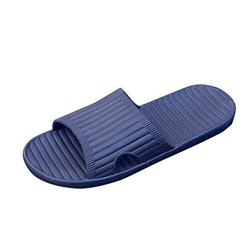 Marine-blau-basketball-schuhe (Dusch-& Badeschuhe für Unisex-Erwachsene/Skxinn Badeschlappen Badelatschen Strandschuhe Freizeitschuhe Marine, Blau, Grau, Größe 40-44 Ausverkauf(Marine,42 EU))