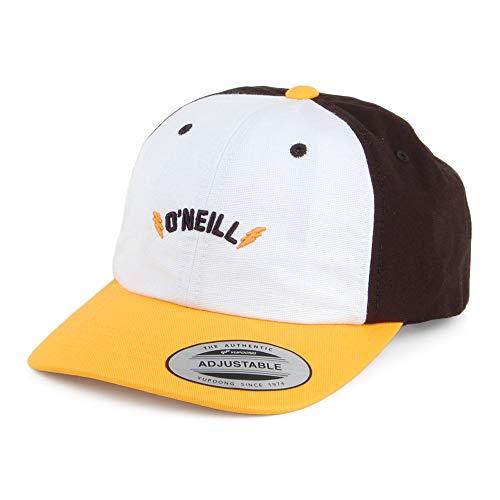 O'Neill Dad Fit Baseball Cap - Weiß-Gelb - Kleinkinder